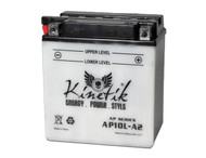 10L-A2 Power Sport Conventional Battery | Battery Specialist Canada