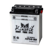 M224B2 Power Sport Conventional Battery | Battery Specialist Canada
