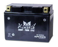 PTZ12S Power Sport Sealed AGM Battery - 12 Volts 11 Amp Hrs | Battery Specialist Canada