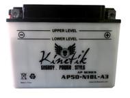 AP50-N18L-A3 Power Sport Battery | Battery Specialist Canada