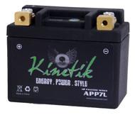 YT7B-BS - Kinetik Phantom LiFePO4 Battery   Battery Specialist Canada