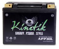 Y60-N24-A  Kinetik Phantom LiFePO4 Battery  | Battery Specialist Canada