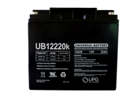 Palma Replacement Battery 12V 22Ah | Battery Specialist Canada