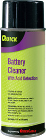 Battery Cleaner with Acid Detector  x6 Aersol can 13.7 oz