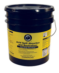Acid Spill Absorber 25lb/5 Gallon Pail