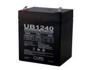 Access Securitron B-12-4 12V 4Ah Sealed Lead Acid Battery | Battery Specialist Canada