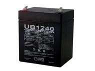 Ademco 467 12V 4Ah Alarm Battery | Battery Specialist Canada
