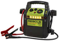Rescue 950 12 Volt Jump Pack / Air Compressor Front  | Battery Specialist Canada