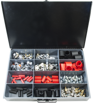 Heat Shrink Ring Terminal & Butt Heat Shrink Drawer - Image for Illustration Purposes only.