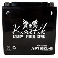 Power Sport Dry Charge AGM - AP16CL-B - 12-Volts 13-Amp Hrs  | Battery Specialist Canada