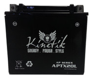 APTX20L Ready to Install & Charged AGM Battery - 12 Volts 18 Amp Hrs  | Battery Specialist Canada