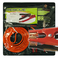 Booster Cable - 6 Guage - 16' Long - 400 Amps Mechanic Clamp | batteryspecialist.ca