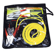 Booster Cable, 2 Guage, 16 Long, 500 Amps, Mechanic Clamp
