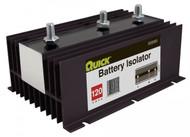 Isolator 120 Amp/Standard/2 Batteries