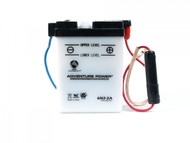 Power Sport Conventional (6N2-2A) 6-Volts 2-Amp Hrs | Battery Specialist Canada