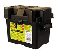 Group U1  Battery Box - Black
