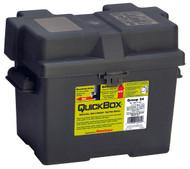 Group 24 Battery Box - Black