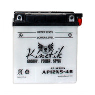 Power Sport Conventional - 12N5-4B - 12 Volts 5 Amp Hrs | Battery Specialist Canada