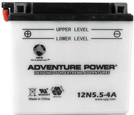 Power Sport Conventional - 12N5.5-4A - 12 Volts 5.5 Amp Hrs | Battery Specialist Canada