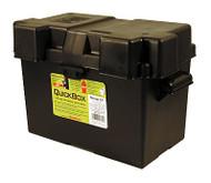Group 27 Battery Box - Black | batteryspecialist.ca
