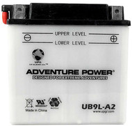 Power Sport Conventional - YB9L-A2 - 12 Volts 9 Amp Hrs | Battery Specialist Canada
