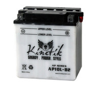 Power Sport Conventional - YB10L-B2 - 12 Volts 11 Amp Hrs | Battery Specialist Canada