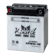 Power Sport Conventional - YB12AL-A2 - 12 Volts 12 Amp Hrs | Battery Specialist Canada
