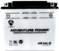Power Sport Conventional - YB16L-B - 12-Volts 19-Amp Hrs | Battery Specialist Canada