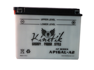 YB16AL-A2 - Power Sport Battery Side - 12 Volts 16 Amp Hrs | Battery Specialist Canada