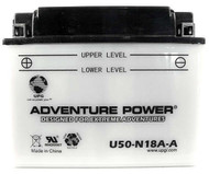Power Sport Conventional - Y50-N18A-A - 12 Volts 20 Amp Hrs | Battery Specialist Canada