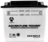 Power Sport Conventional - Y60-N24-A - 12 Volts 28 Amp Hrs | Battery Specialist Canada