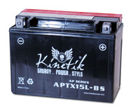 Power Sport Dry Charge AGM - YTX15L-BS - 12-Volts 13-Amp Hrs  | Battery Specialist Canada
