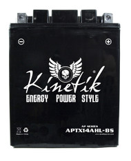 Power Sport Dry Charge AGM - YTX14AHL-BS - 12-Volts 12-Amp Hrs | Battery Specialist Canada