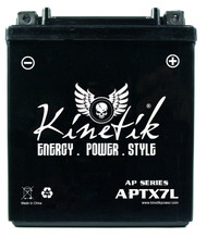 Power Sport Sealed AGM - YTX7L-BS -12-Volts 6-Amp Hrs | Battery Specialist Canada