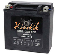 APVTX14 Kinetik V-Twin Heavy Duty Battery - 12-Volts 12-Amp Hrs | Battery Specialist Canada