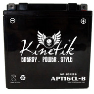 Power Sport Dry Charge AGM - YTX15L-BS - 12-Volts 13-Amp Hrs    Battery Specialist Canada