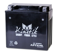 Power Sport Sealed AGM - YTX14L-BS - 12-Volts 12-Amp Hrs | Battery Specialist Canada