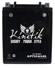 Power Sport Sealed AGM - YTX14AHL-BS - 12-Volts 12-Amp Hrs | Battery Specialist Canada