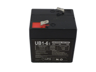 6 Volts 1Ah SLA/AGM Battery - UB610 | Battery Specialist Canada