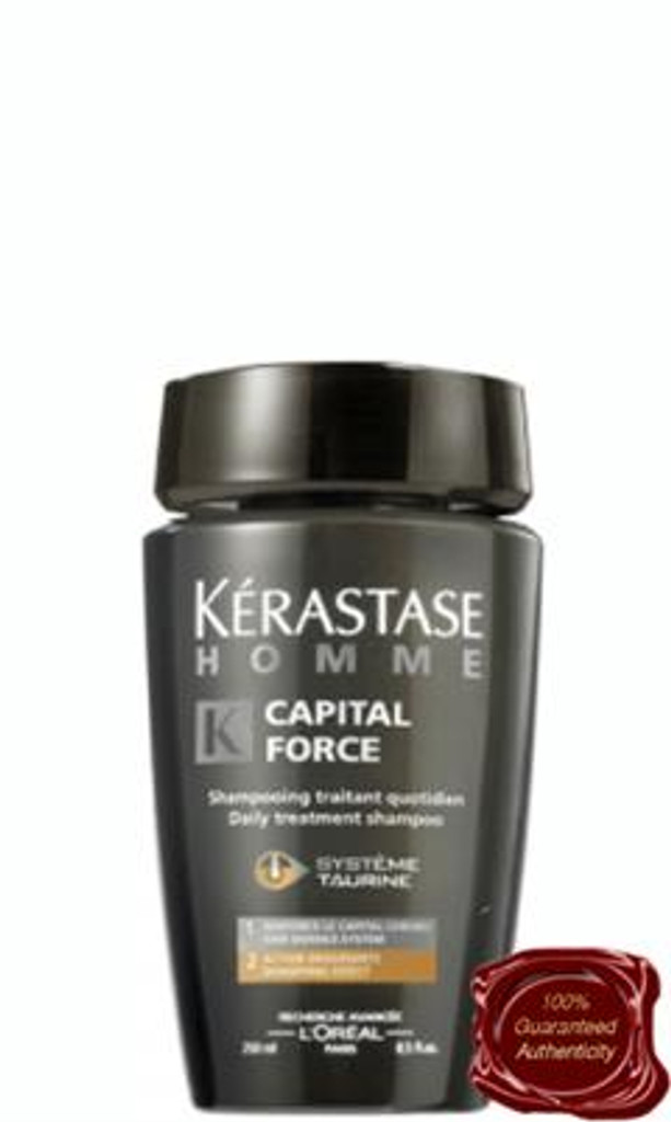 Kerastase | Homme | Capital Force Densifying Shampoo