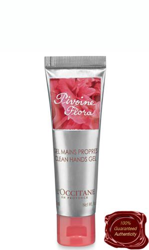 L'Occitane   Pivoile Flora Clean Hands Gel