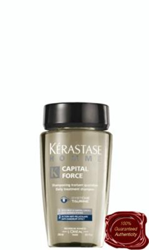 Kerastase | Homme | Capital Force Anti Dandruff Shampoo
