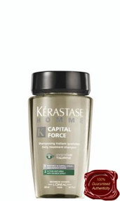 Kerastase | Homme | Capital Force Anti Oiliness Shampoo