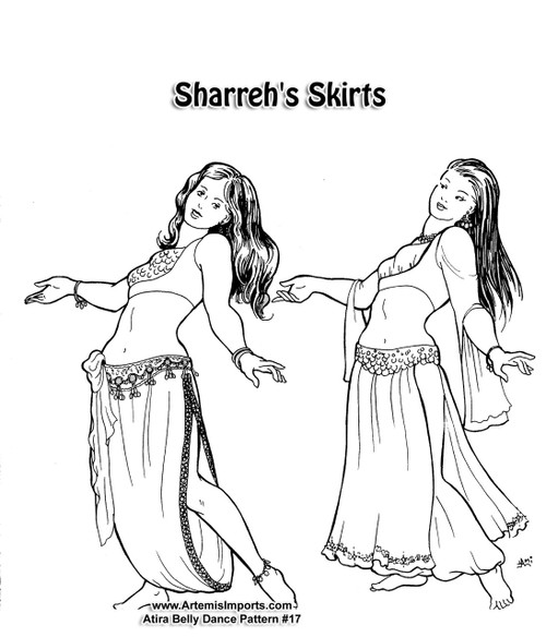 Sharreh's Skirts by Atira (Atira-17)