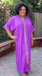 Woman's Gondova Caftan from Morocco