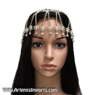 Chain and Bells Head Piece