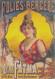 """La Belle Fatma Poster - 19"""" x 27"""""""