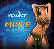 Move: Non-Stop Arabian Remixes ~ Belly Dance Music CD