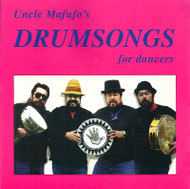 Drumsongs for Dancers ~ Uncle Mafufo ~ Belly Dance Music CD