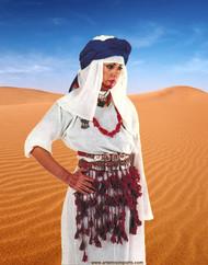 Camel Fringe from Morocco